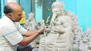 Population 10 million and ganesh idol only three thousand