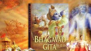 Bhagavad Gita is part of Mahabharata says Dr Joydeep Bagchi