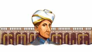 Engineers Day Sir M Vishweshwaraiah Google Doodle