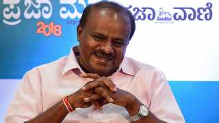 HD Kumaraswamy Passes the Floor test at Karnataka Vidhana Saudha