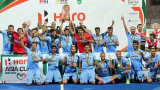 India beat Malaysia to clinch Asia Cup