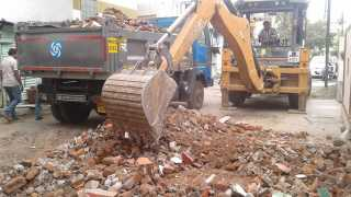 Unauthorized Religious Places Destroyed in Solapur