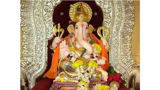 These five things are special about kasba peth ganapati