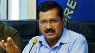 Delhi CM Arvind Kejriwal leaves L Gs office as protest ends