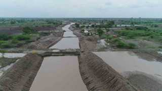 20 million liters of water storage in the first rainy season of Vitthal Ganga