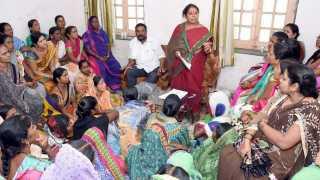 will give jobs to women - Mangala Bhaskar