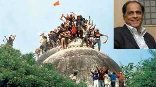 babari masjid demolition subject for movie pahalaj nihlani esakal news