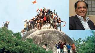 babari masjid demolition subject for movie pahalaj nihlani esakal news