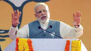 Muslim women have no place in Congress? : PM Modi
