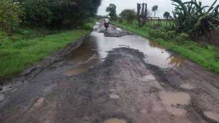 Nashik Roads conditions are too bad
