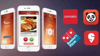 decrease hotel business due to Online food apps