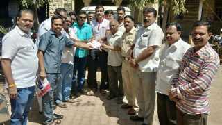 Baglan anti-corruption movement supported Anna Hazare