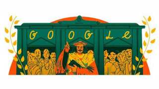 google doodle pays tribute to raja ram mohan roy