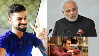 Guess who's most followed Indian on Facebook after Modi: It's Virat Kohli