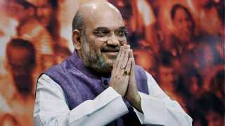 Amit Shah communicates with BJP leaders