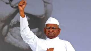 Anna Hazare to launch hunger strike for Lokpal from October