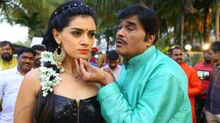 chandramukhi song in hrudayat something something movie launched