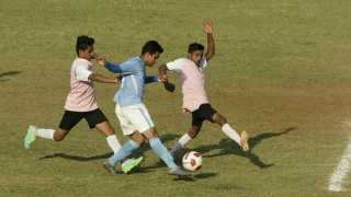 Mayor Cup Football Competition Dilbahar Talim Won
