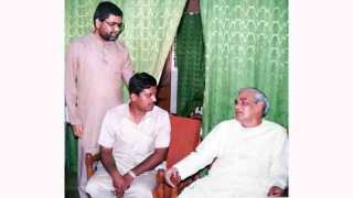 Atal Bihari Vajpayee can not visit to Indapur