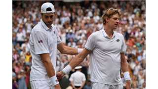 Wimbledon's hero