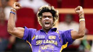 File photo of Lasith Malinga