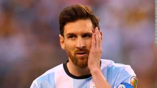 Argentina's World cup hopes in danger