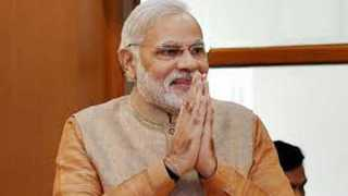 In the Top 10 list of powerful people Narendra Modi is in ninth number
