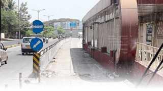 Nagar Road BRT