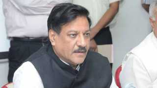 Prithviraj Chavan Live Interview