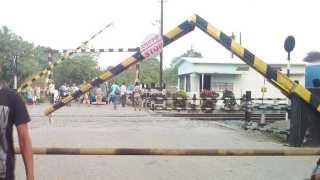 Railway-gate