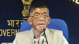 In a big country like India 1 or 2 rape cases should not be hyped says Union minister Santosh Gangwar