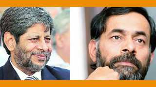 Shrihari Aney  Yogendra Yadav