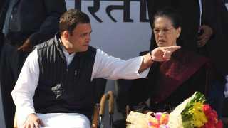 file photo of Sonia Gandhi Rahul Gandhi