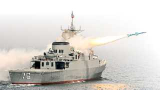 warship can kill up to 300 km