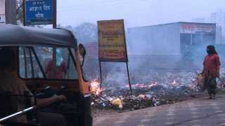 marathi news pune hadapsar garbage harmful
