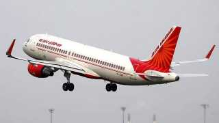 Air India plane crashes three People injured