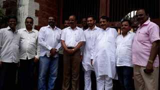 Baban Salgaonkar talked about Narayan Rane