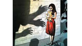 One Year Old girl raped and killed in Indore basement