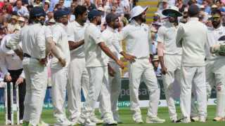 India lost test match in 31 runs