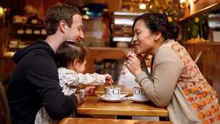 Facebook CEO Mark Zuckerberg will take two months of paternity leave this year