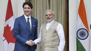 International News Terrorism PM Narendra Modi Canada PM TrudeauInternational News Terrorism PM Narendra Modi Canada PM Trudeau