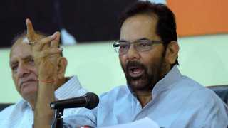 Modi govt will have to do a lot more to win over Muslims says Mukhtar Abbas Naqvi