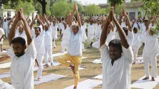 Prisoners made prisoner Yogas