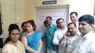 Development Officers Office lock