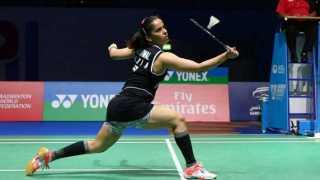 Saina eighth time in quarter-final