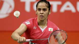 Asian Badminton Championship  saina nehwal