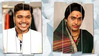 Suyash tilak in a diffrent roll