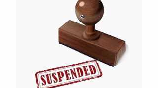 Three police inspectors of Sandkhed were also suspended with Sub Inspector