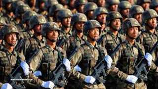 International News China Troops Indian Border