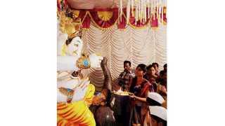 All the people of the society gathered through Ganeshotsav says Rohini Bhajibhakare